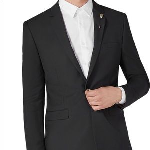 Black Topman Men's Suit from Nordstrom